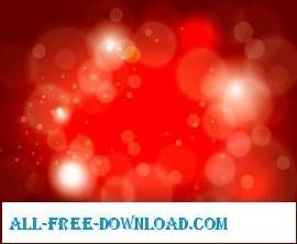 free vector Red touch graphic