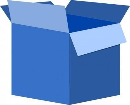 Box clip art