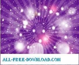 free vector Purple light vector