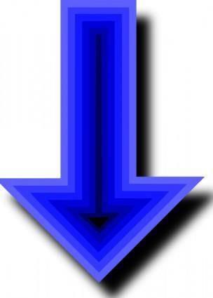 free vector Arrow Set With Deep clip art
