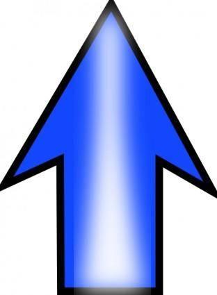 free vector Arrow Set Future clip art