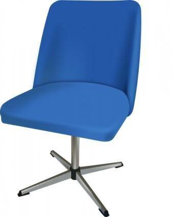 free vector Furniture Desk Chair clip art