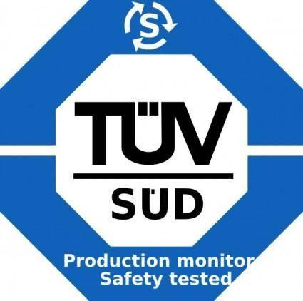 free vector Tuv Sud Logo clip art