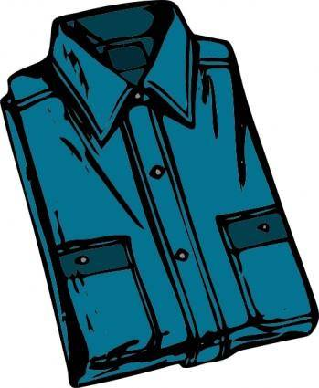 free vector Clothing Shirt clip art