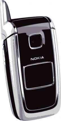 Nokia Cell Phone clip art