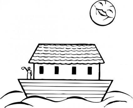 Noah S Ark clip art