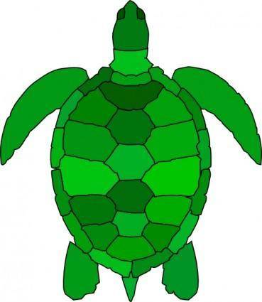 free vector Turtle clip art