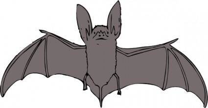 free vector Bat clip art