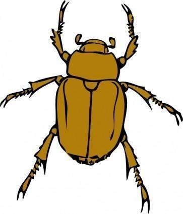 Beetle Bug clip art