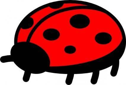 Peterm Ladybug clip art