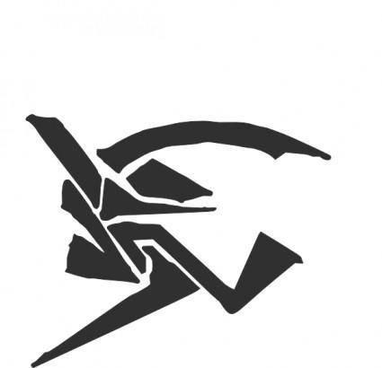 free vector Running Scared clip art