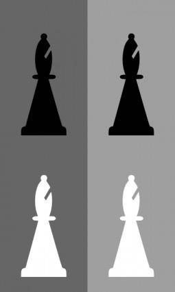 free vector Chess Set Bishop clip art