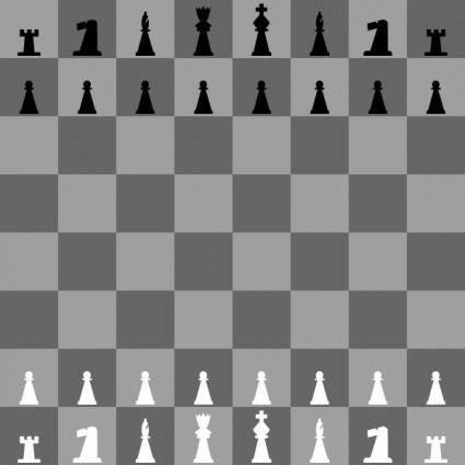 Chessboard clip art
