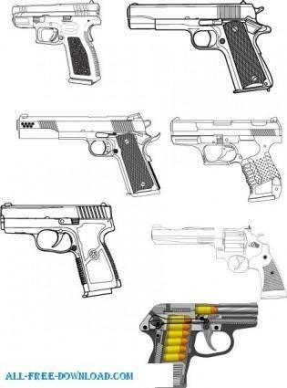 Hand Gun Stock