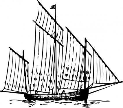 free vector Ship clip art