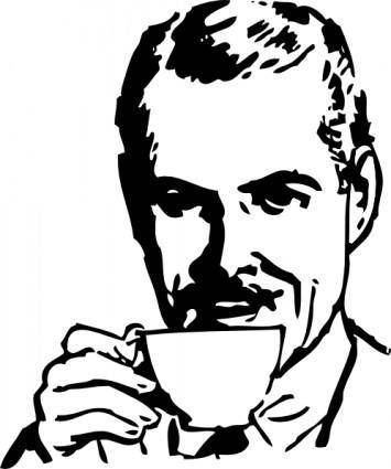 Morning Cup clip art