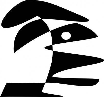 Artistic Logo clip art