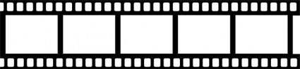 free vector Movie Tape clip art