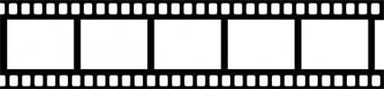 Movie Tape clip art