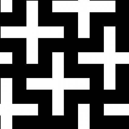 free vector Crosses Pattern clip art