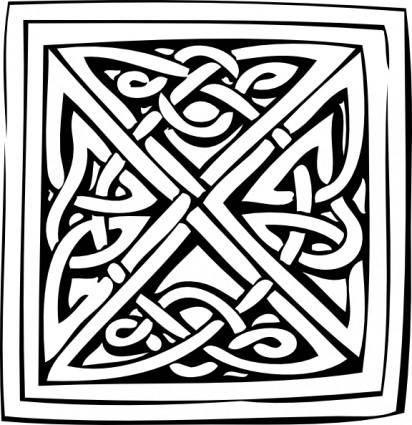 free vector Decorative Ornament clip art