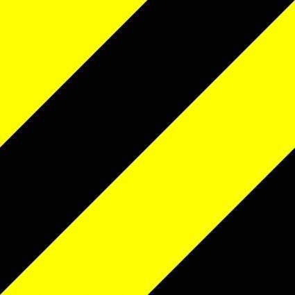 free vector Warning Pattern clip art