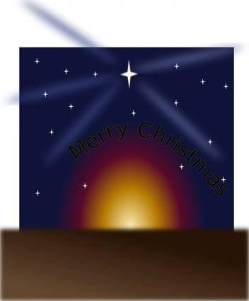 Star Light clip art