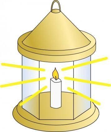 Lantern clip art