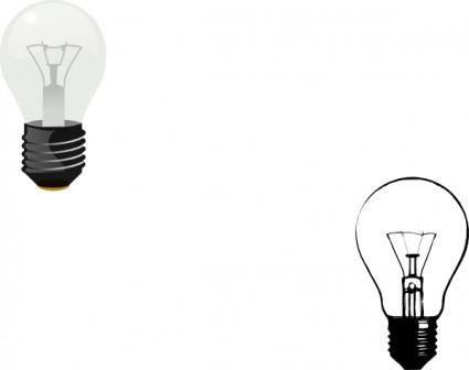 Lightbulb clip art