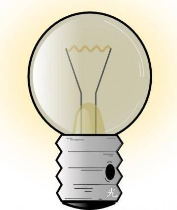 Lighrt Bulb clip art