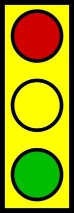 free vector Ted Stoplight clip art