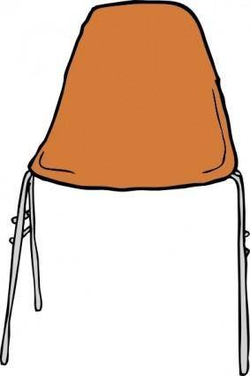 free vector Furniture Chair clip art