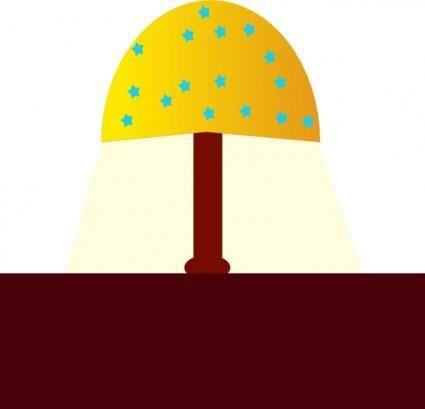 Lamp Light clip art