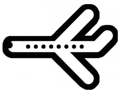 Plane clip art
