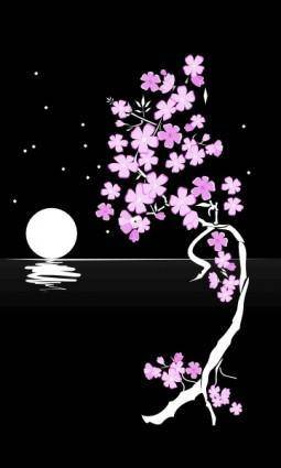 Sakura clip art