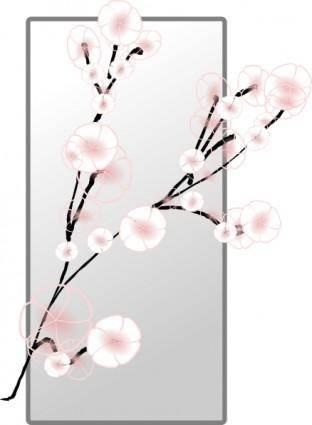 free vector Spring Blossom clip art