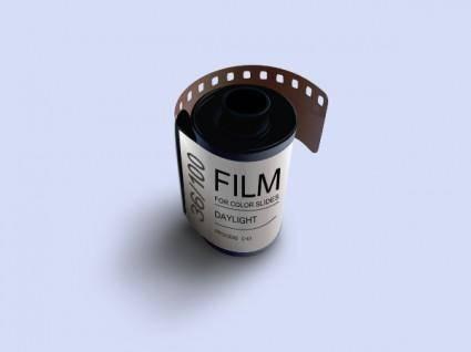 Film clip art