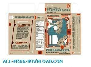 free vector Performa Pasta