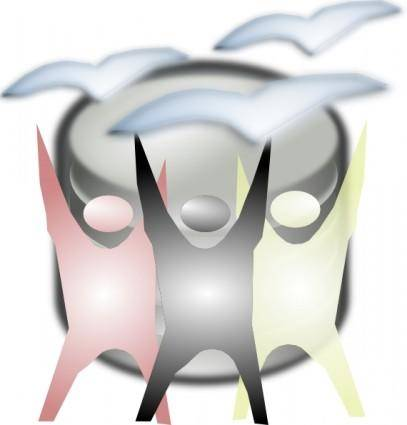 Gnu D Freedombase clip art