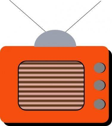 Tv Color clip art
