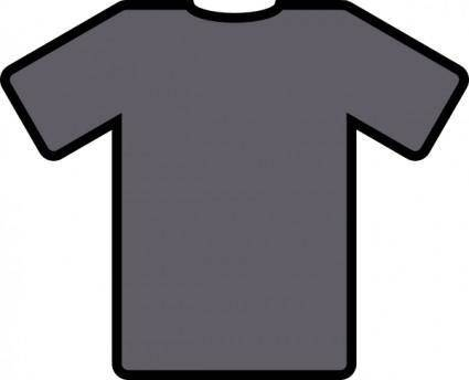 free vector Clothing T Shirt clip art