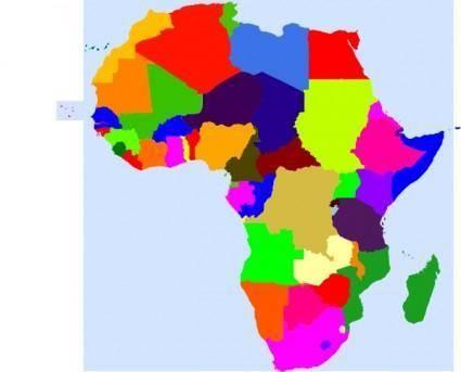 Africa clip art