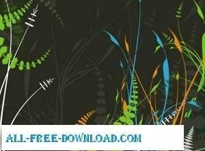 free vector Free Foliage Vectors