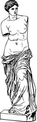 Aphrodite clip art