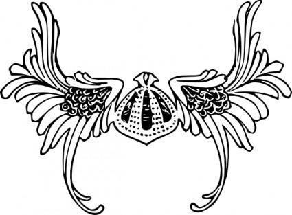 Viking Helmet clip art