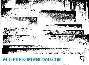 50 Free Vector Grunge Corners