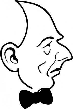 free vector Garet Garrett clip art