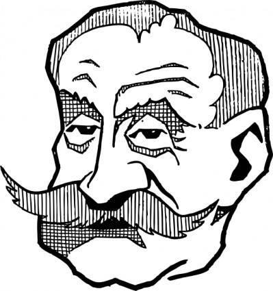 free vector Ferdinand Foch clip art