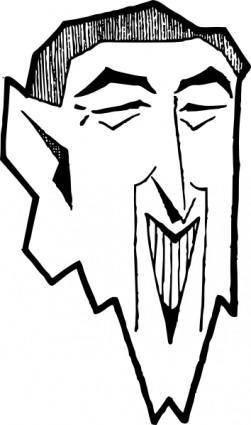 free vector Woodrow Wilson clip art