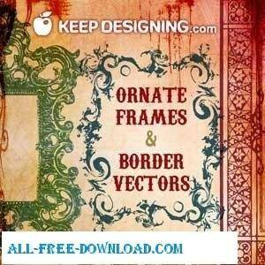 Fancy Frames And Ornate Borders 1